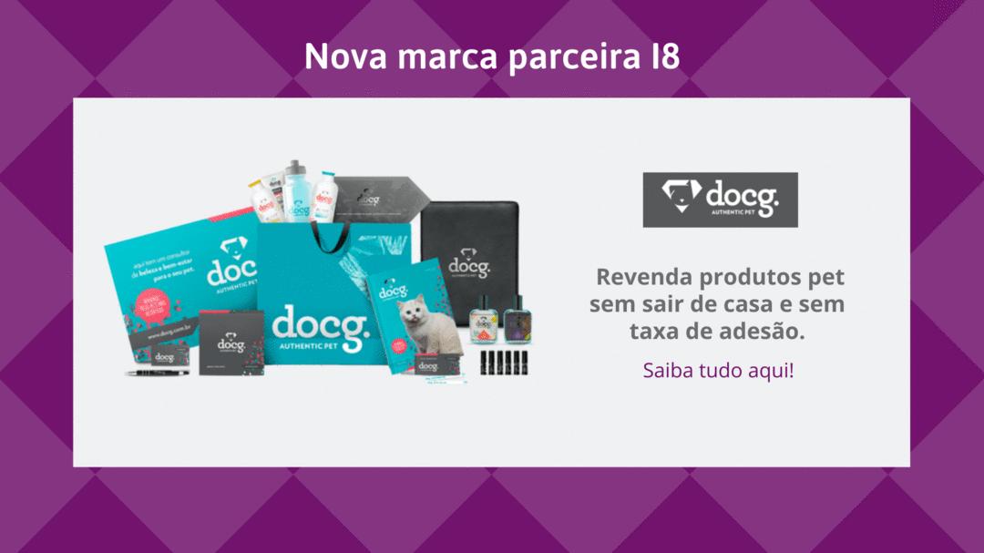 Revenda produtos DocG sem sair de casa e sem custo. Saiba tudo aqui!