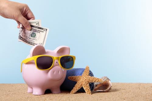 Controlando finanças pessoais no período de férias